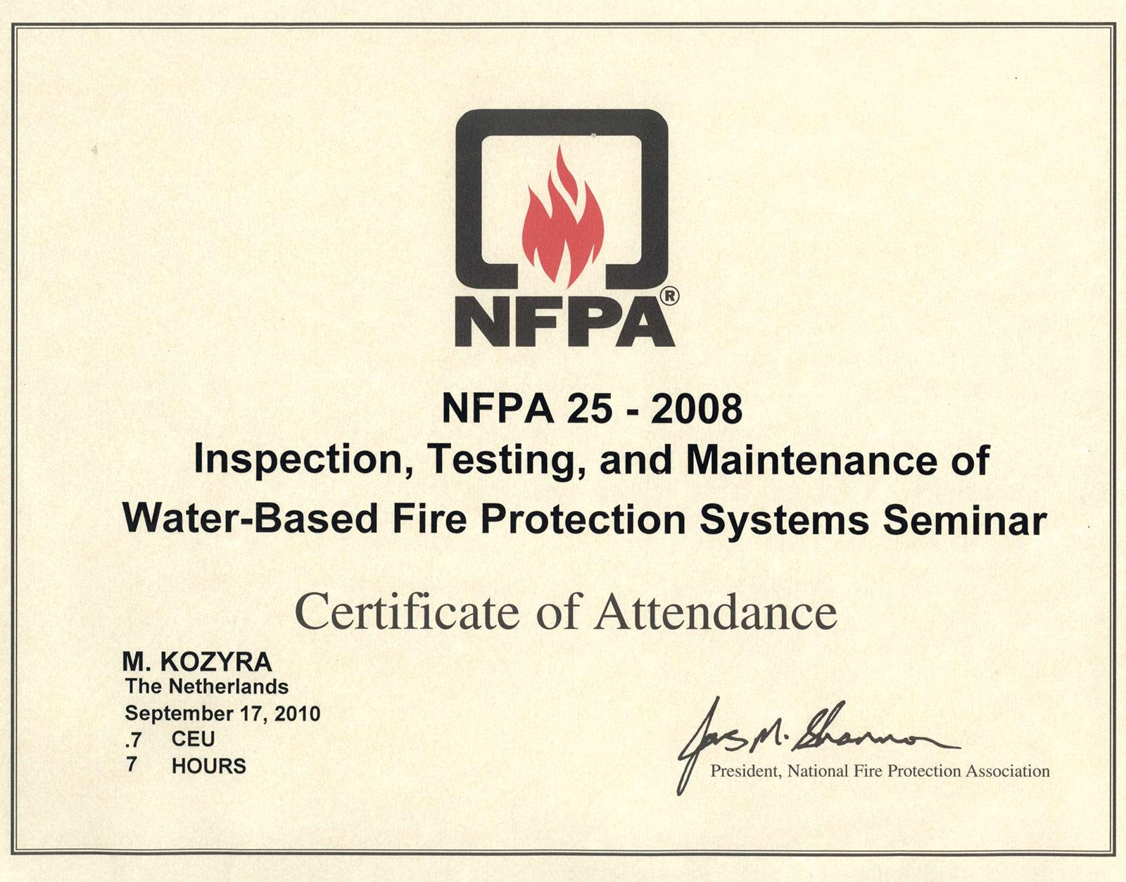 certyfikat_nfpa25-2008