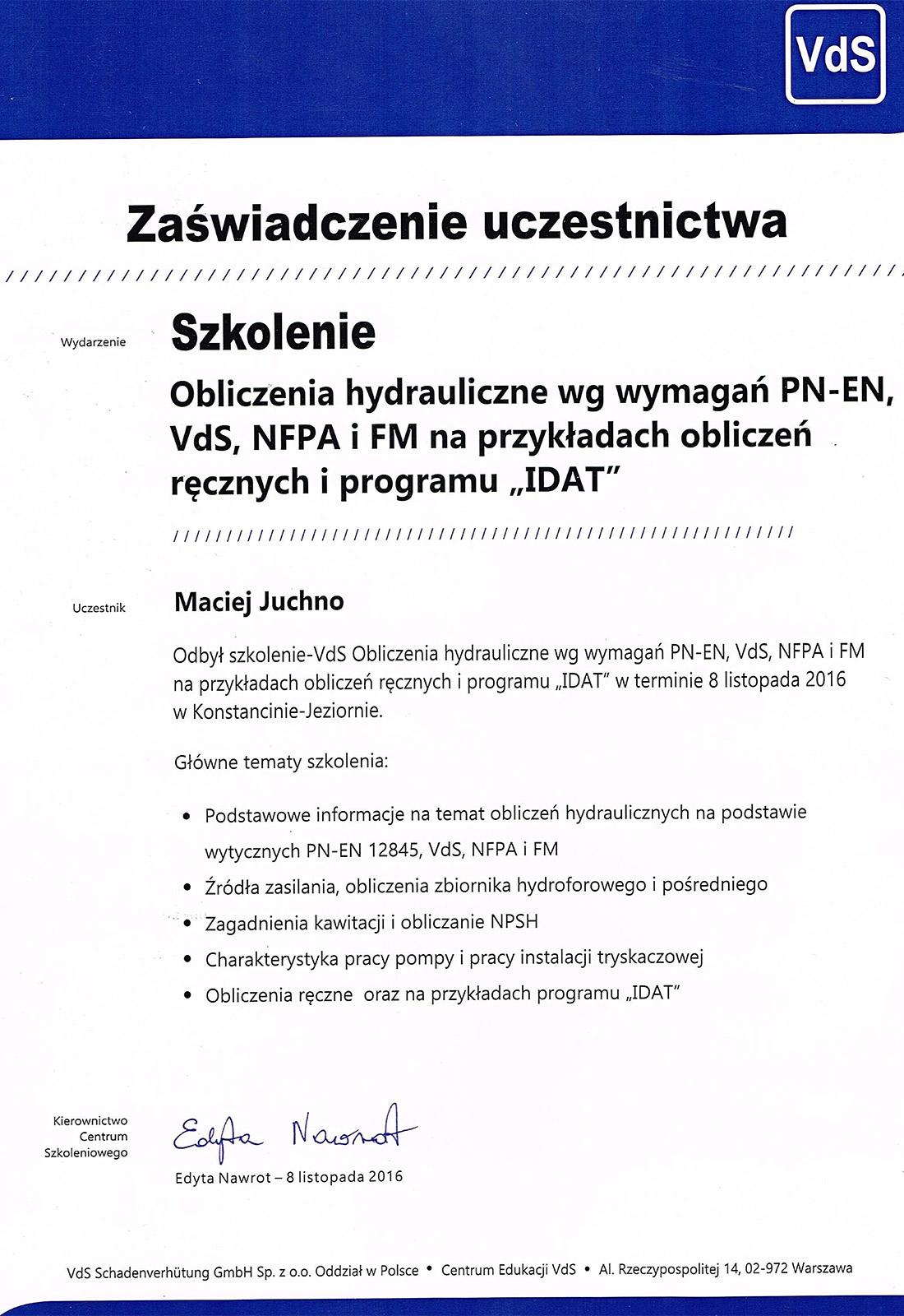 certyfikaty_2016_obliczenia-hydrauliczne_mj_pl