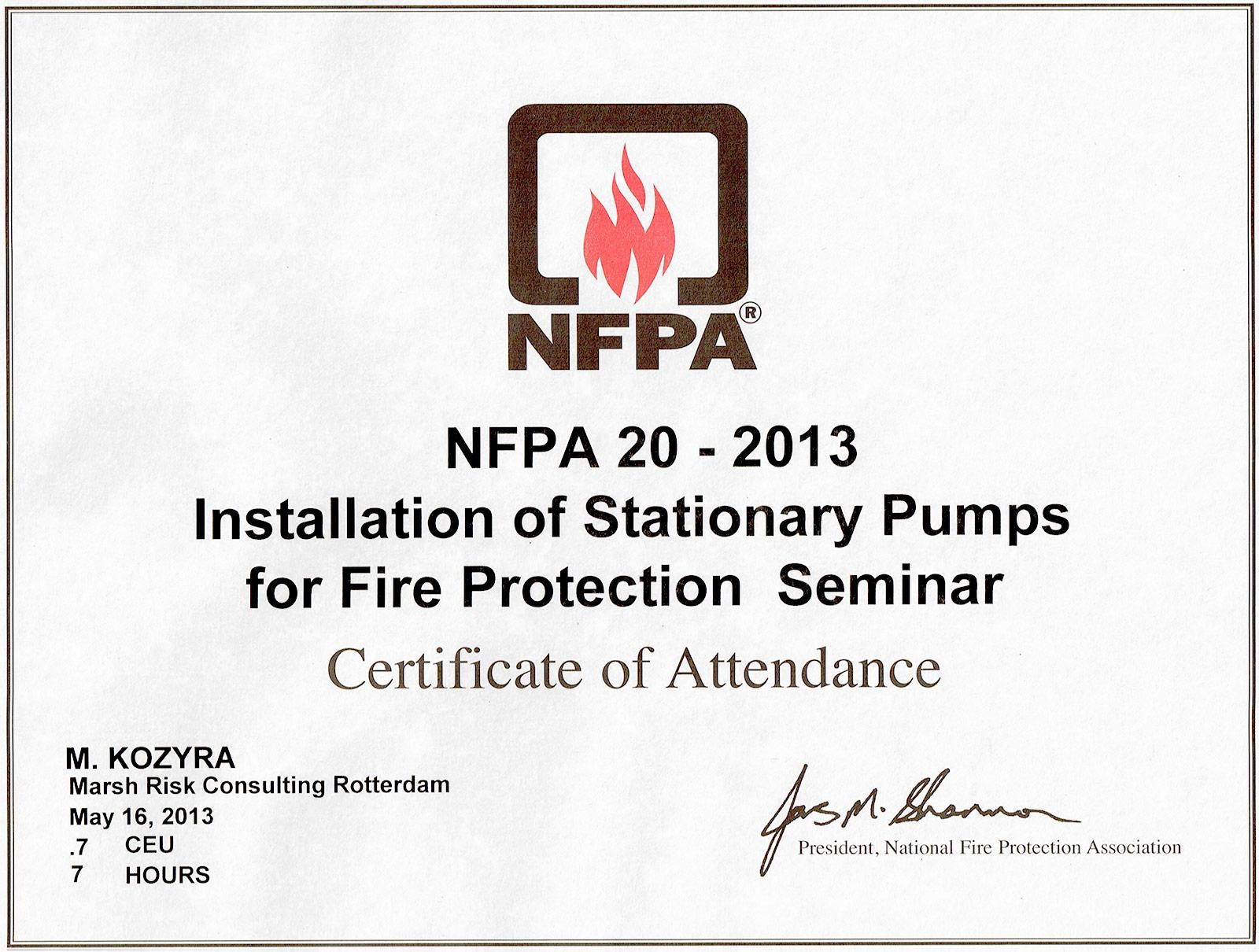 certyfikaty_nfpa20-2013